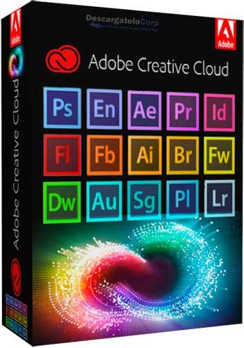 Adobe Creative Cloud 2019 Crack + Patch Free Full