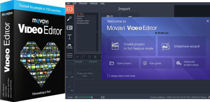 Movavi Video Editor 15 5 0 Crack 2019 Activation Key Download