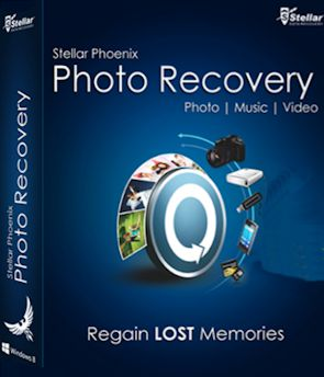 Stellar Phoenix Photo Recovery 8 Crack 2019 + Activation Key Full