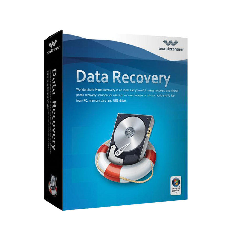 Wondershare Data Recovery 6.6.1.0 Crack 2018 + Patch