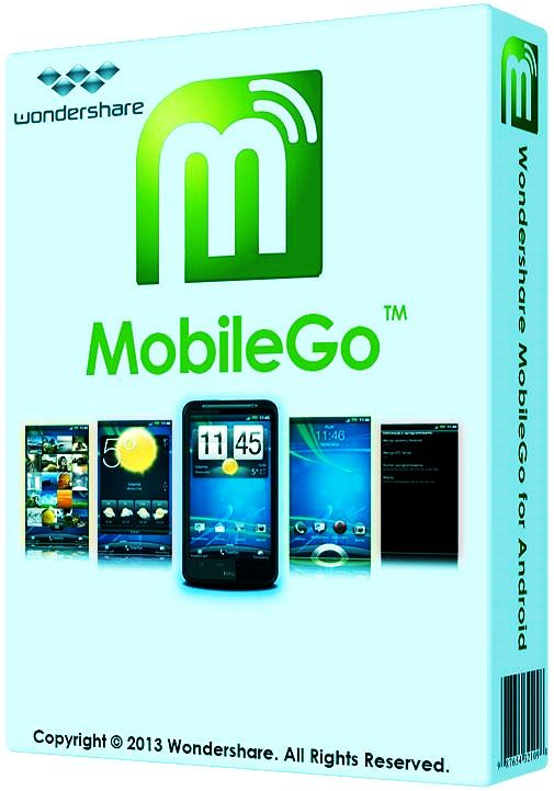 Wondershare MobileGo 8.5.0 Full Crack