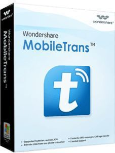 Wondershare MobileTrans 7.9.7 Crack With Serial Key