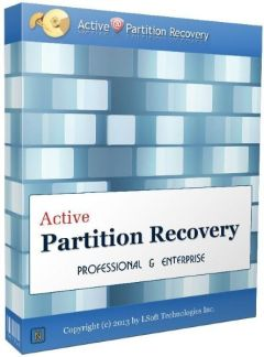 Active Partition Recovery 18 Crack