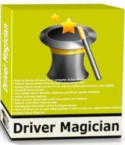 Driver Magician 5.1 Crack