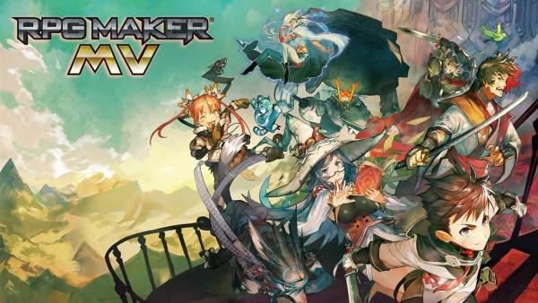 RPG Maker MV 1.6.1 Crack