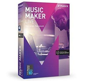 MAGIX Music Maker 18 Crack