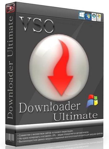 VSO Downloader 5.0.1.56 Crack